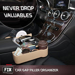 Car Gap Filler - Diversion Safes - Hide your stash and money in everyday items that contain secret compartments, if they don't see it, they can't get it -Secret Stashing