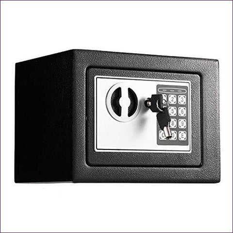 Digital Electronic Safe Security Box - Home Safes - Find the best secured safes to keep your money, guns and valuables safes and secure -Secret Stashing