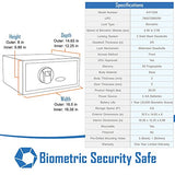 Home Biometric Safe - Home Safes - Find the best secured safes to keep your money, guns and valuables safes and secure -Secret Stashing