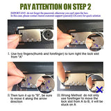 Book Safe with Combination Lock - Diversion Safes - Hide your stash and money in everyday items that contain secret compartments, if they don't see it, they can't get it -Secret Stashing