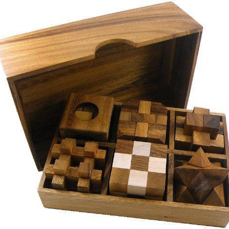 3D Puzzles for Adults and Teens