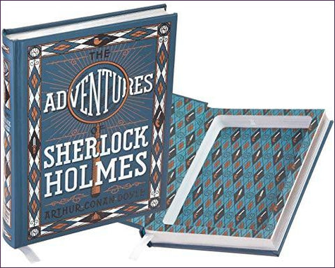 Handmade Book Safe - The Adventures of Sherlock Holmes