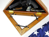Handgun Concealment Flag Box