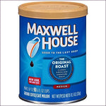 Maxwell Coffee Diversion Safe Stash Can - 11.5oz 2017 Model - Diversion Safes - Hide your stash and money in everyday items that contain secret compartments, if they don't see it, they can't get it -Secret Stashing
