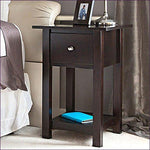 Night Stand with Hidden Firearm Safe
