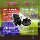 Hide A Key Cash Hider Sprinkler Head - Diversion Safes - Hide your stash and money in everyday items that contain secret compartments, if they don't see it, they can't get it -Secret Stashing