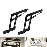 Coffee Table Lifting Frame Mechanism - DIY hidden compartments and diversion safes, build you own secret compartment to keep your money and valuables safe and avoid theft and stealing by burglars -Secret Stashing