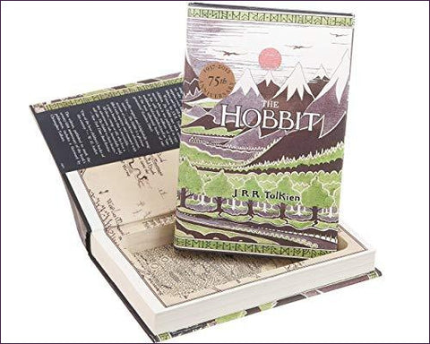 The Hobbit by J.R.R. Tolkien - Handmade Book Safe
