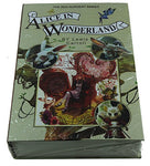 Alice in Wonderland - Real Paper Book Locking Booksafe with Key