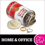 Campbell's Chicken Noodle Soup Can Safe - Diversion Safes - Hide your stash and money in everyday items that contain secret compartments, if they don't see it, they can't get it -Secret Stashing