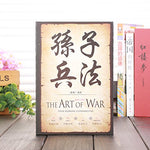 The Art of The War - Diversion Book Safe with Key Lock
