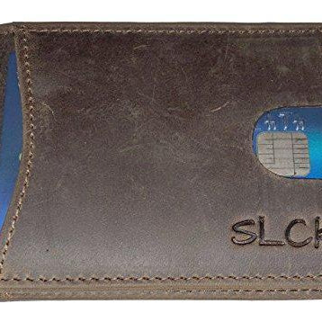 Wallet with Secret Compartment and Driver's License Holder