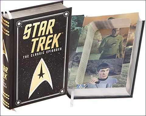 Star Trek Book Safe