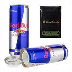 Red Bull Diversion Safe Secret Stash Can - Diversion safes made out of every day items to keep your stash hidden and hide your money and valuables from the naked eye -Secret Stashing