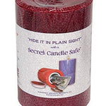Southwest Specialty Products 80001S Candle Safe - Diversion Safes - Hide your stash and money in everyday items that contain secret compartments, if they don't see it, they can't get it -Secret Stashing