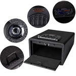 Quick Access Pistol Safe - Home Safes - Find the best secured safes to keep your money, guns and valuables safes and secure -Secret Stashing