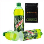 Mountain Dew Diversion Safe Secret Bottle Stash Can