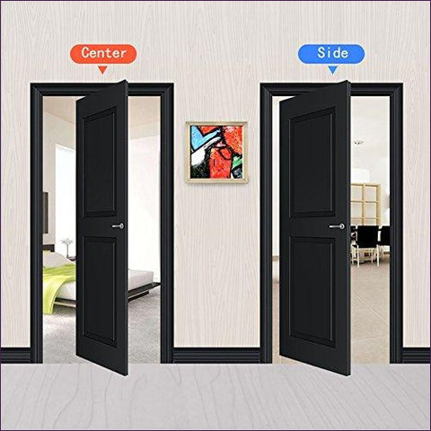 360 Degree Shaft Stainless Steel Murphy Door Pivot Hinge System - DIY hidden compartments and diversion safes, build you own secret compartment to keep your money and valuables safe and avoid theft and stealing by burglars -Secret Stashing