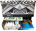 Discreet Large Kleenex Diversion Safe - Diversion Safes - Hide your stash and money in everyday items that contain secret compartments, if they don't see it, they can't get it -Secret Stashing