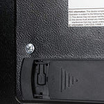 AmazonBasics Security Safe Box - Home Safes - Find the best secured safes to keep your money, guns and valuables safes and secure -Secret Stashing