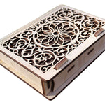 Secret Trick Book Box - Secret Compartment Decor with hidden compartments to stash your valuables -Secret Stashing