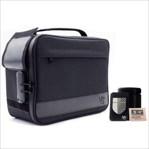 Extra Large Smell Proof Case with Combination Lock - Diversion Safes - Hide your stash and money in everyday items that contain secret compartments, if they don't see it, they can't get it -Secret Stashing