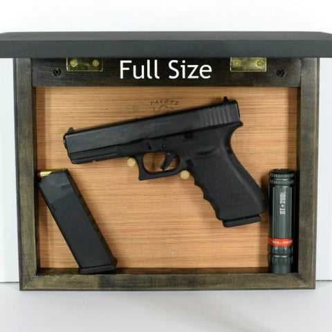 Hide a gun picture frame - Concealment furniture and gun concealment furniture to hide your money, pistol, rifle or other weapons, keep guns safe away from kids with hidden compartment furniture -Secret Stashing