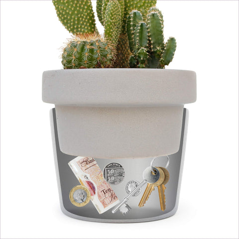 Secret Stash Box Succulent Plants - Diversion Safes - Hide your stash and money in everyday items that contain secret compartments, if they don't see it, they can't get it -Secret Stashing