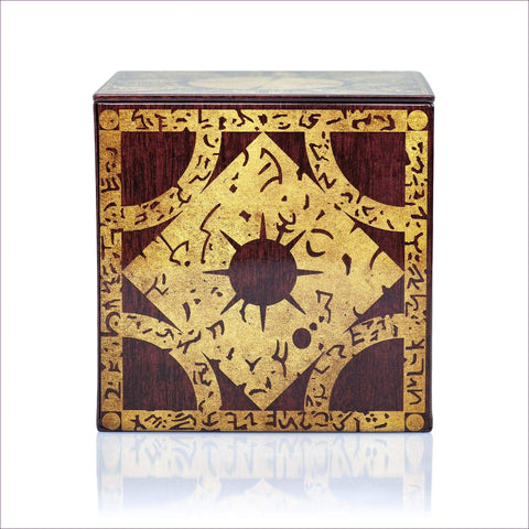Hellraiser 4-Inch Puzzle Stash Box Storage