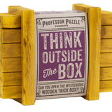 Professor Puzzle Think Outside The Box