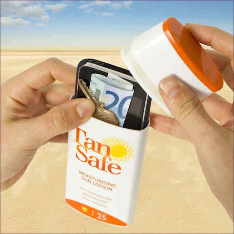 TanSafe - Portable Beach Safe