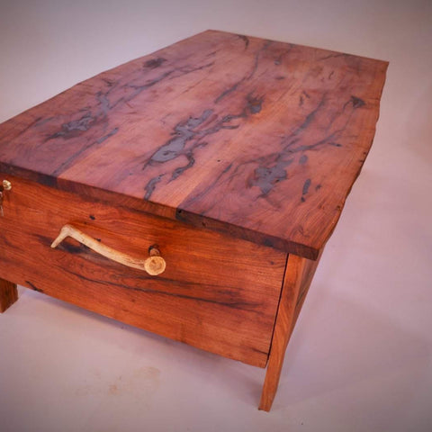 Mesquite Gun Concealment Coffee Table