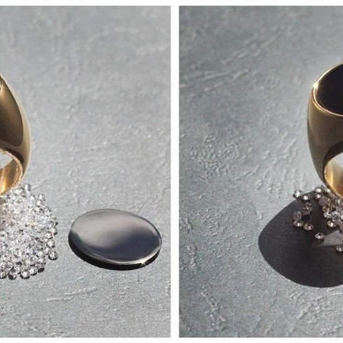 Secret compartment ring - Clothing and Jewelry with hidden pockets and secret compartments to hide money and valuables when outdoors and traveling -Secret Stashing