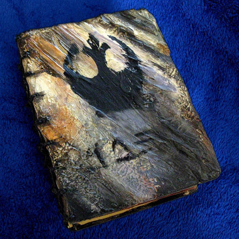 Ancient Jedi text, Journal of the Whills wooden hideaway book box - Diversion Safes - Hide your stash and money in everyday items that contain secret compartments, if they don't see it, they can't get it -Secret Stashing