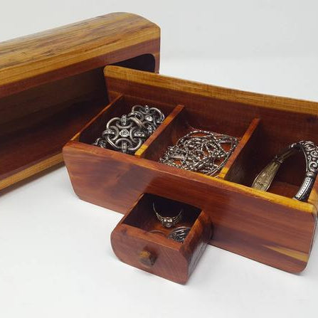 Hidden Compartment Box