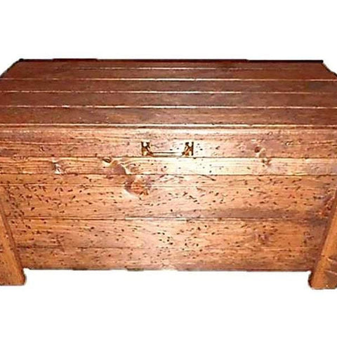 Chest with Hidden Compartment
