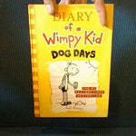 Diary of a Wimpy Kid Dog Days -Gift Present Box, Handmade Diversion Safe Book