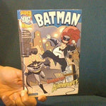 Batman Emperor of the Airwaves -Gift Present Box, Handmade Diversion Safe Book