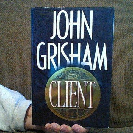 HANDMADE Secret Diversion Hollow REAL Book Safe - The Client, John Grisham