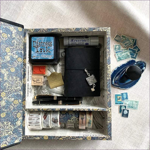 Handcrafted Recycled 1874 Encyclopaedia Britannica Keepsake Diversion Box - Diversion Safes - Hide your stash and money in everyday items that contain secret compartments, if they don't see it, they can't get it -Secret Stashing