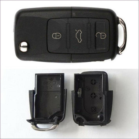 Car Key with Secret Compartment