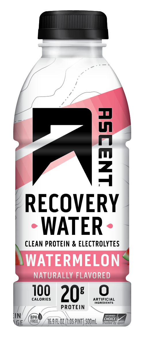 Watermelon Recovery Water - Single Serve Product