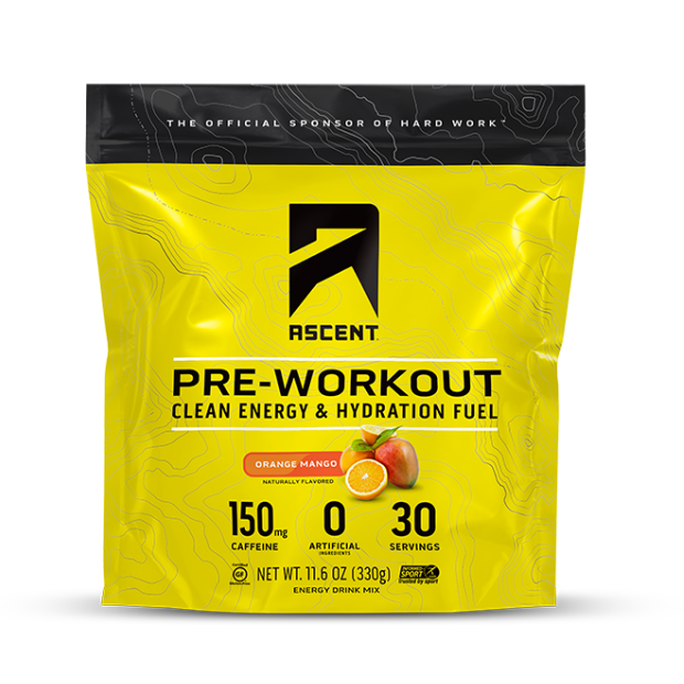 Pre Workout – Ascent Protein