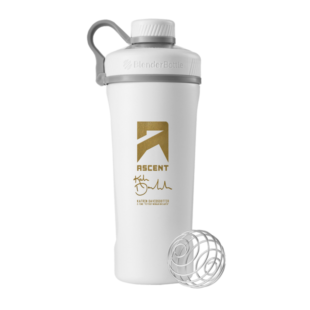 Katrin Davidsdottir Limited Time Only Blender Bottle