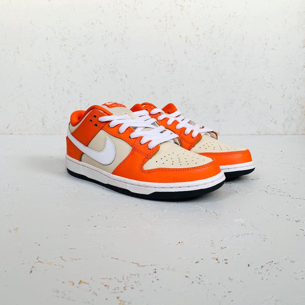 2016 NIKE DUNK SB LOW PREMIUM 'ORANGE BOX'