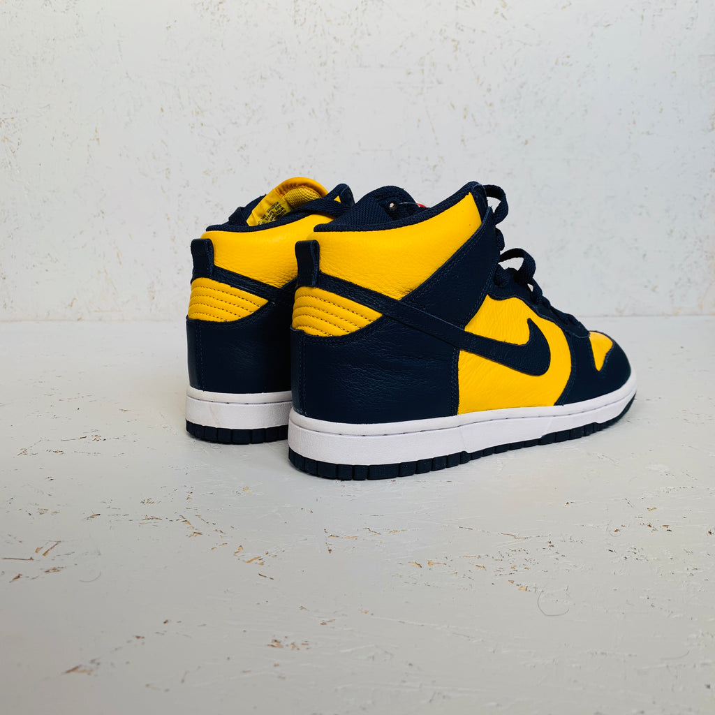 2016 NIKE DUNK RETRO QS 'MICHIGAN'