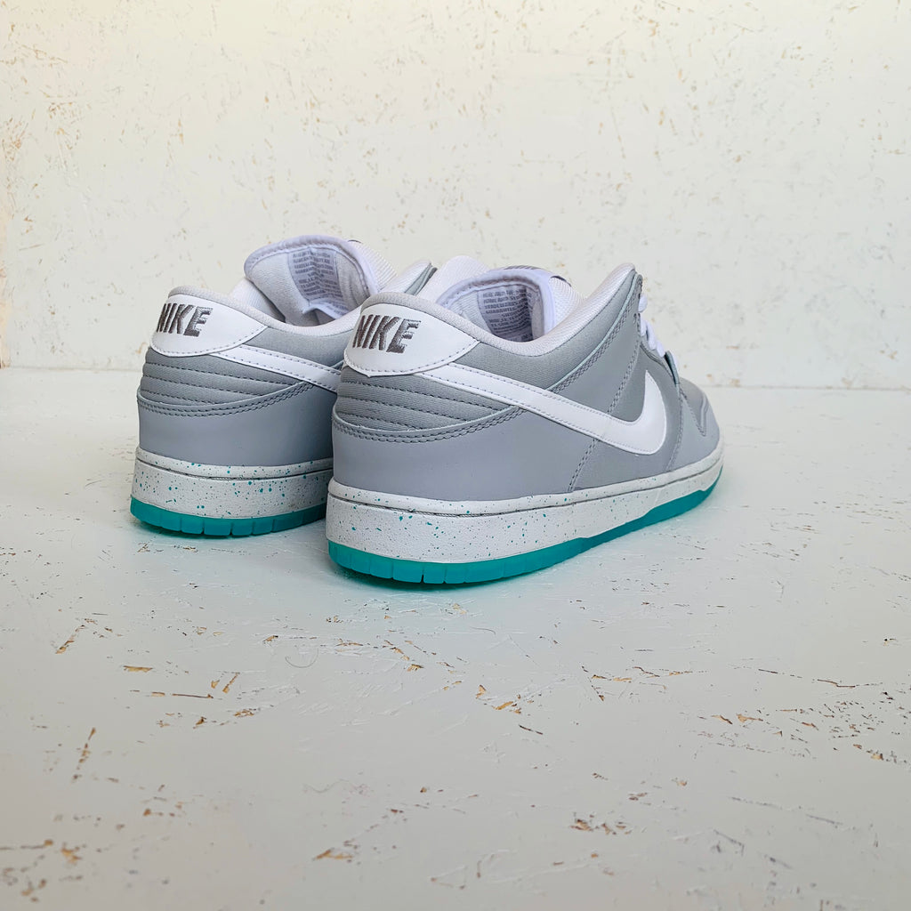 2015 NIKE DUNK SB LOW PREMIUM 'MARTY MCFLY'