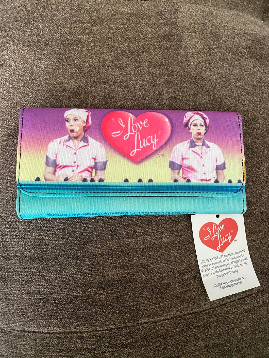 Candy Factory Wallet