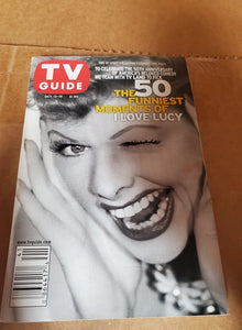 TV Guide - October 13th-19th 2001