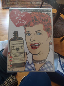 I Love Lucy DVD - Complete first season